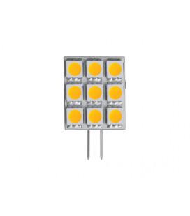 KAPSULE 120 světelný zdroj 9LED 12V 2W G4  teplá bílá