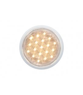 DEKORA 1 dekorativní LED svítidlo, bílá  teplá bílá