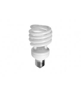 SPIRÁLA světelný zdroj 230V E27  9W - studená bílá