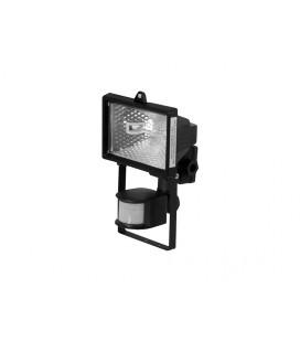 PANLUX VANA S venkovní reflektorové svítidlo 150W  černá, se senzorem