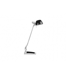 PANLUX GINEVRA UNO stolní lampička  černo-kouřová