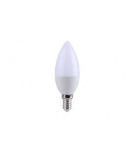 LED SVÍČKA DELUXE světelný zdroj E14 5,5W  teplá bílá