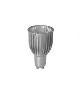 COB LED světelný zdroj 230V 7W GU10  studená bílá