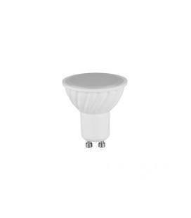SMD 18 LED DELUXE DIM stmívatelný světelný zdroj 230V 7W GU10  teplá bílá