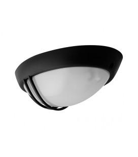 ELIPTIC POLODEKOR venkovní přisazené stropní a nástěnné svítidlo  černá