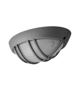 ELIPTIC DEKOR venkovní přisazené stropní a nástěnné svítidlo  stříbrná