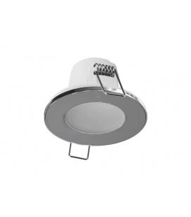 PANLUX SPOTLIGHT IP65 podhled  bodovka, chrom - teplá bílá