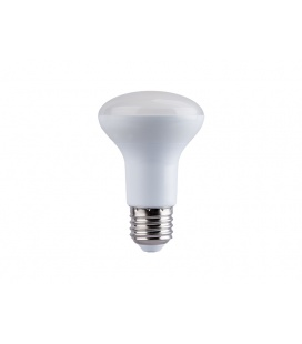 LED REFLECTOR DELUXE světelný zdroj E27 8W  teplá bílá