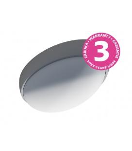 ELIPTIC LED přisazené svítidlo 15W, stříbrná - neutrální