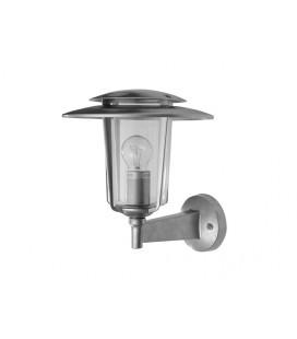 MODERNA S venkovní nástěnné svítidlo  stříbrná