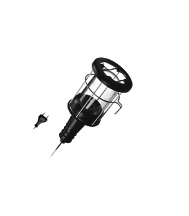GUMMI přenosné montážní svítidlo s mřížkou 100W 230V