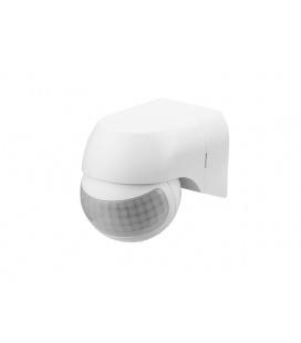 PANLUX SENSOR PIR pohybové čidlo 180°  bílá