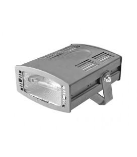 FLAT metalhalogenový světlomet 150W, stříbrný