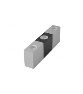 VARIO TRIO dekorativní svítidlo 3LED  černo-stříbrná (aluminium) - teplá bílá