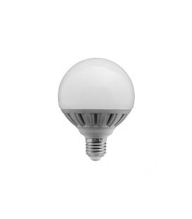 LED GLOBO světelný zdroj 230V  15W - teplá bílá