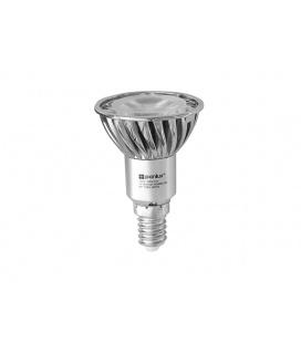 HIGH POWER 3LED světelný zdroj  230V 3,6W E14 - teplá bílá