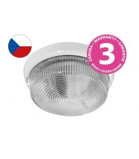 GENTLEMAN přisazené stropní a nástěnné svítidlo  100W, transp.