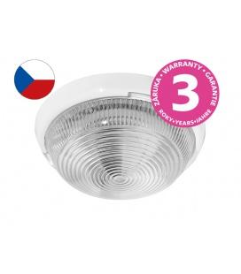 LADY přisazené stropní a nástěnné svítidlo  E27, 100W, transp.