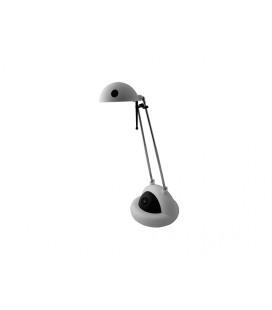PANLUX JUNO LED stolní lampička  LED bílo-černá