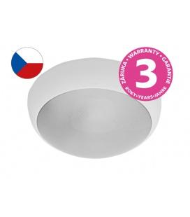 JUPITER 270 S LED přisazené stropní a nástěnné kruhové svítidlo  8W LED, se senzorem - teplá bílá