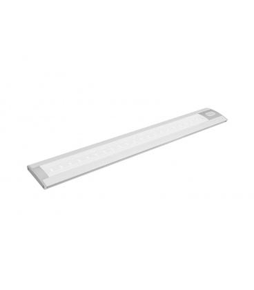 GORDON SET nábytkové svítidlo s vypínačem 21LED pod kuchyňskou linku  SET 230V - teplá bílá
