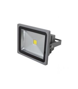 LEDMED COB LED VANA venkovní reflektorové svítidlo, aluminium - neutrální  20W