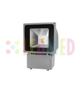 LEDMED COB  LED VANA venkovní reflektorové svítidlo, aluminium - neutrální  70W