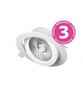 PANLUX VP COB výklopný LED podhled / bodovka  18W, bílá - teplá bílá