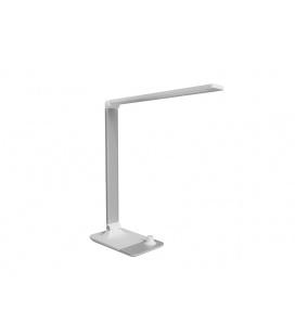 MASTER LED stolní lampička s bezdrátovým nabíjením  bílá