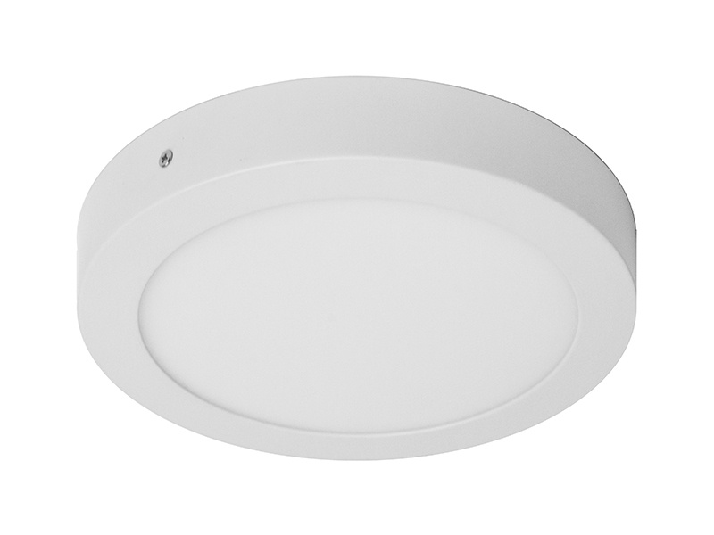 LEDMED LED DOWNLIGHT MOUNTED přisazené kulaté LED svítidlo  kulatý, 18W 3000K - teplá bílá