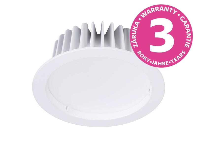 LED DOWNLIGHT DWL 15W podhledové svítidlo, bílá  15W