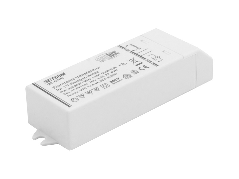 TRAFO elektronický transformátor 60W