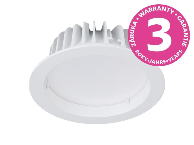 LED DOWNLIGHT DWL 20W podhledové svítidlo, bílá  20W