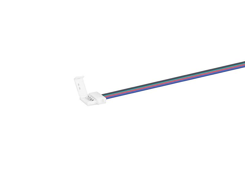 PŘÍVOD napájení pro LED pásky 10 mm, RGB