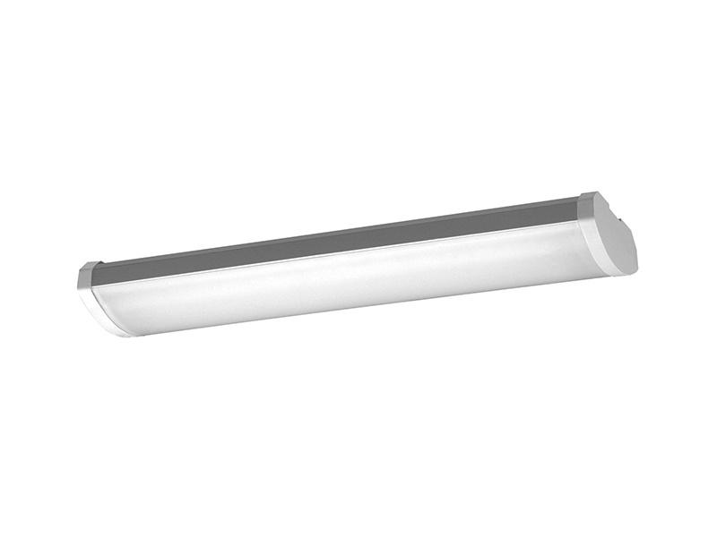 OFFICE přisazené stropní zářivkové svítidlo EVG  2x18W, mat