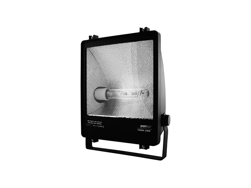 FORZA DS metalhalogenový světlomet 250W asymetrický  250W, černá