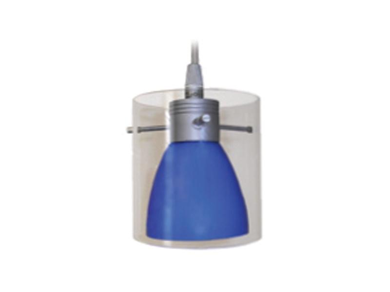FARAO lištové svítidlo  modrá