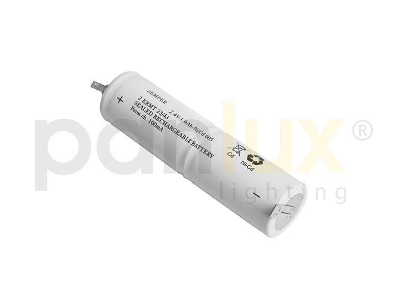 Náhr. baterie typ B 2,4V/1,6Ah