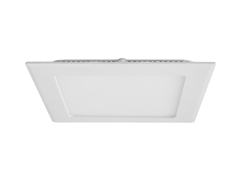 LEDMED LED DOWNLIGHT THIN vestavné hranaté LED svítidlo  hranatý, 24W - neutrální
