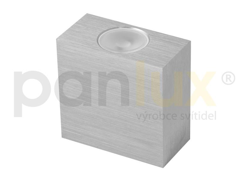 VARIO dekorativní LED svítidlo  stříbrná (aluminium) - teplá bílá