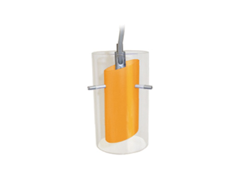 TUBO nastavitelné lištové svítidlo, žlutá