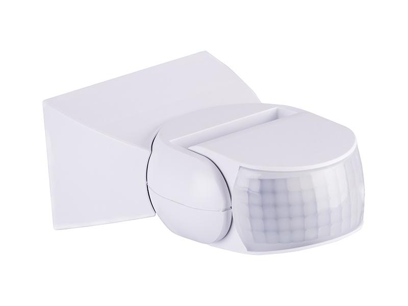 PANLUX SENSOR PIR pohybové čidlo 180°  bílý