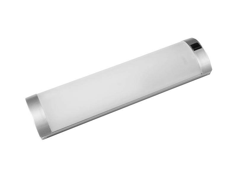 ARKA zářivkové nábytkové svítidlo 11W  stříbrná, bez zásuvky