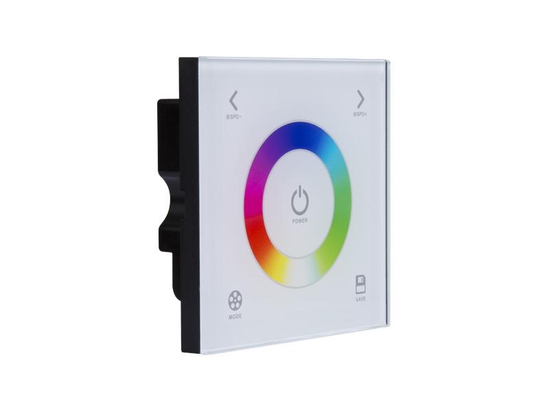 PANLUX BEZDRÁTOVÝ OVLADAČ nástěnný 1 zone  RGB/RGBW