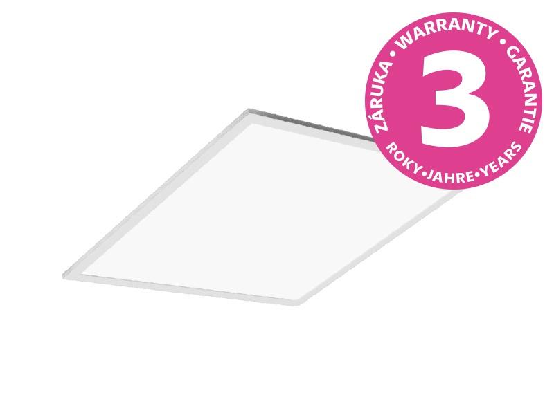 LED PANEL THIN vestavný  čtvercový 50W - neutrální