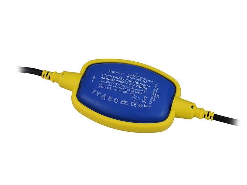 TRAFO elektronický vodotěsný transformátor 105W