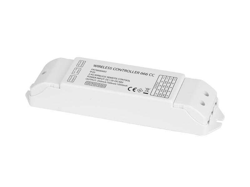 PANLUX CONTROLLER CC pro svítidla napájená  350mA DC / 700mA DC / 1050mA DC
