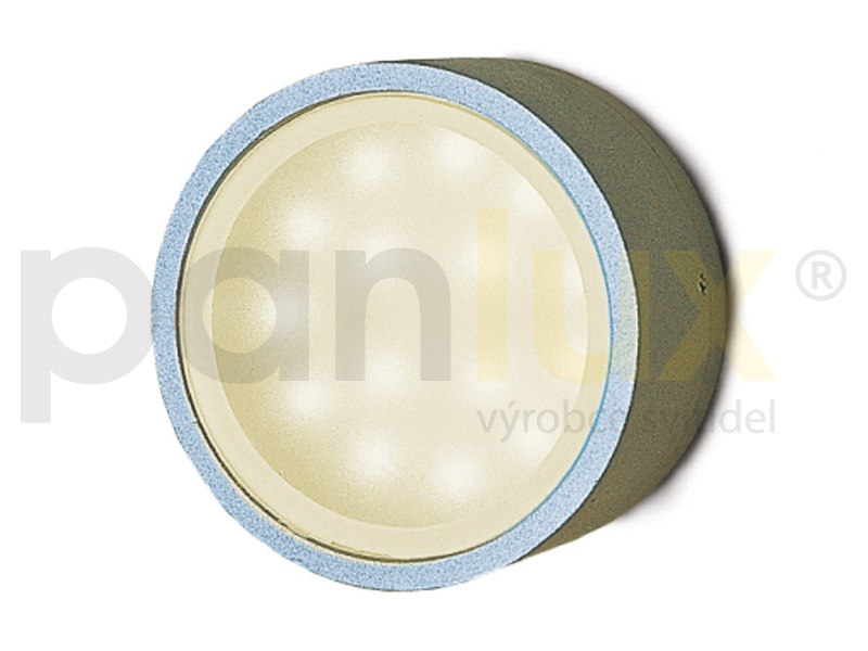 CAROLA LED venkovní nástěnné svítidlo  LED 1,5W - teplá bílá