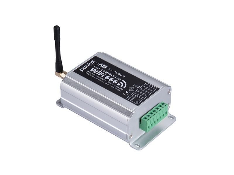 WIFI 666 systém pro ovládání osvětlení mobilním telefonem
