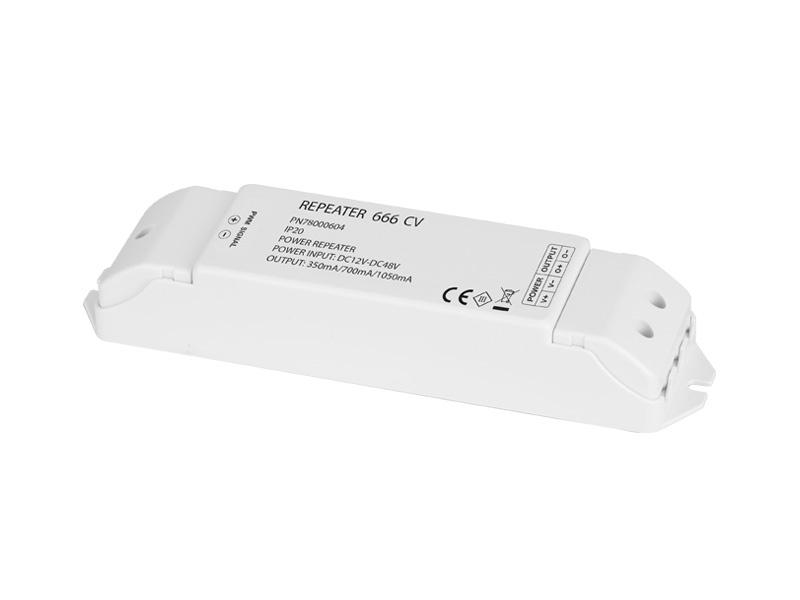 PANLUX REPEATER CV pro svítidla napájená  12V DC / 24V DC